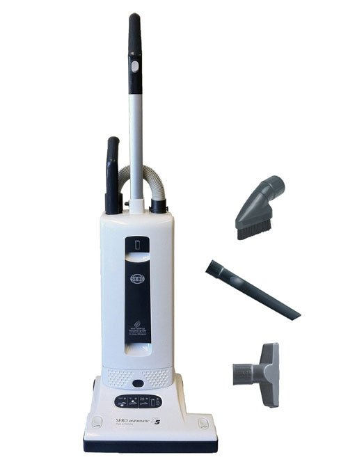 sebo x5 vacuum review