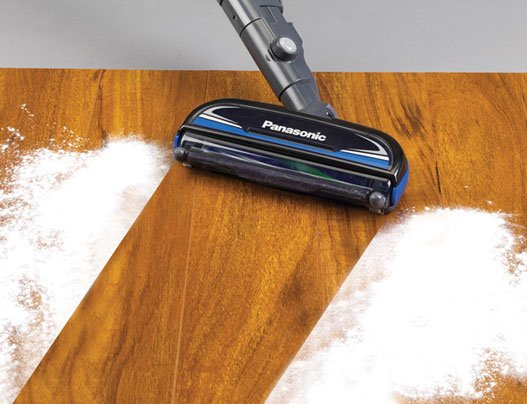 panasonic mc cl310 canister vacuum cleaner