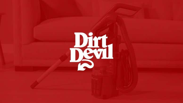 dirt devil cleaners
